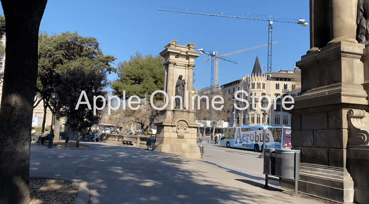 Apple Online Store - официальный сайт и онлайн магазин Apple