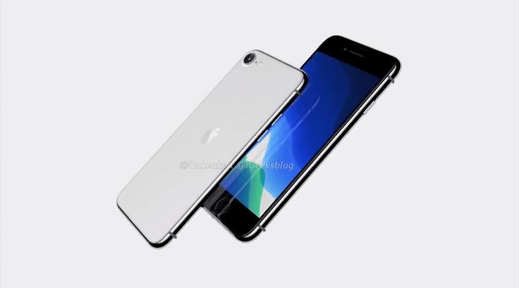 Новый бюджетный iPhone выглядит примерно так же, как и iPhone 8