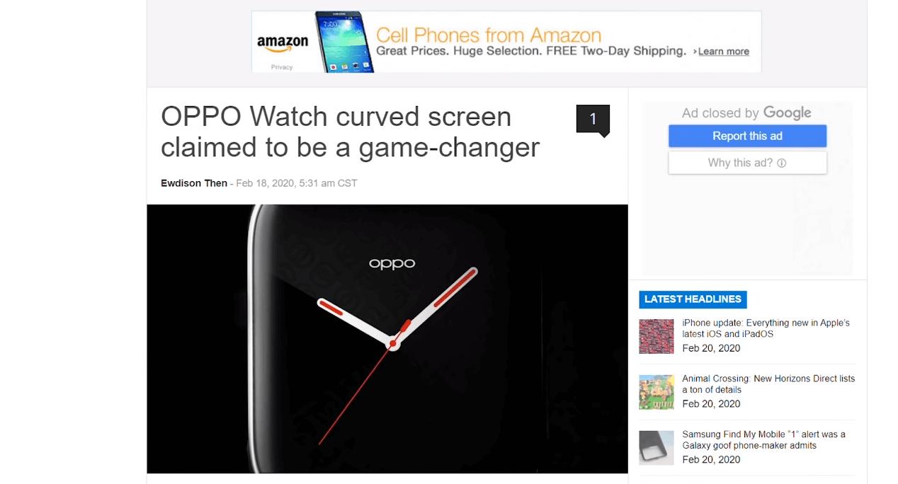 OPPO решила тоже выпустить свои смарт-часы, которые неожиданно назвала OPPO Watch