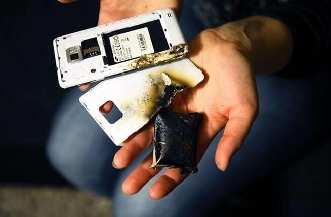 Телефонный терроризм по-новому: хакеры могут взломать и сжечь ваш телефон