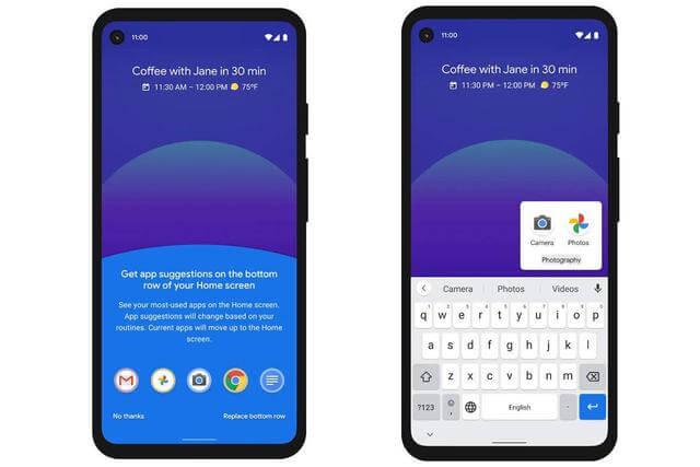 Android 11 официальный релиз - Умные ответы