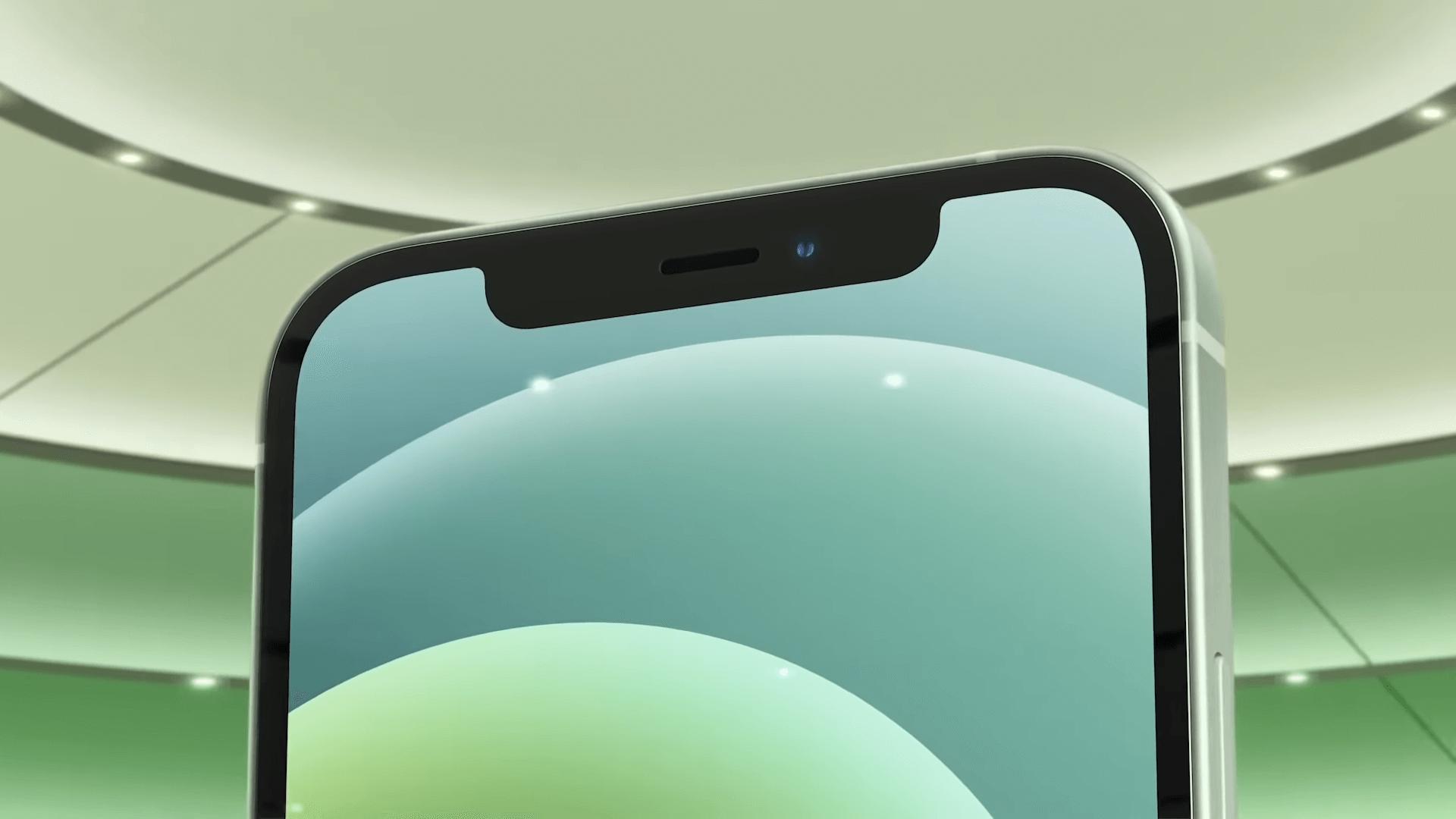 iPhone 12 получил свежий дизайн.
