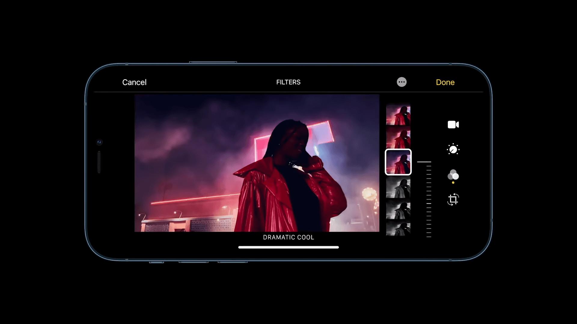 Apple представила новый формат фотографии ProRAW доступный на iPhone 12 и 12 Pro Max позже в этом году.