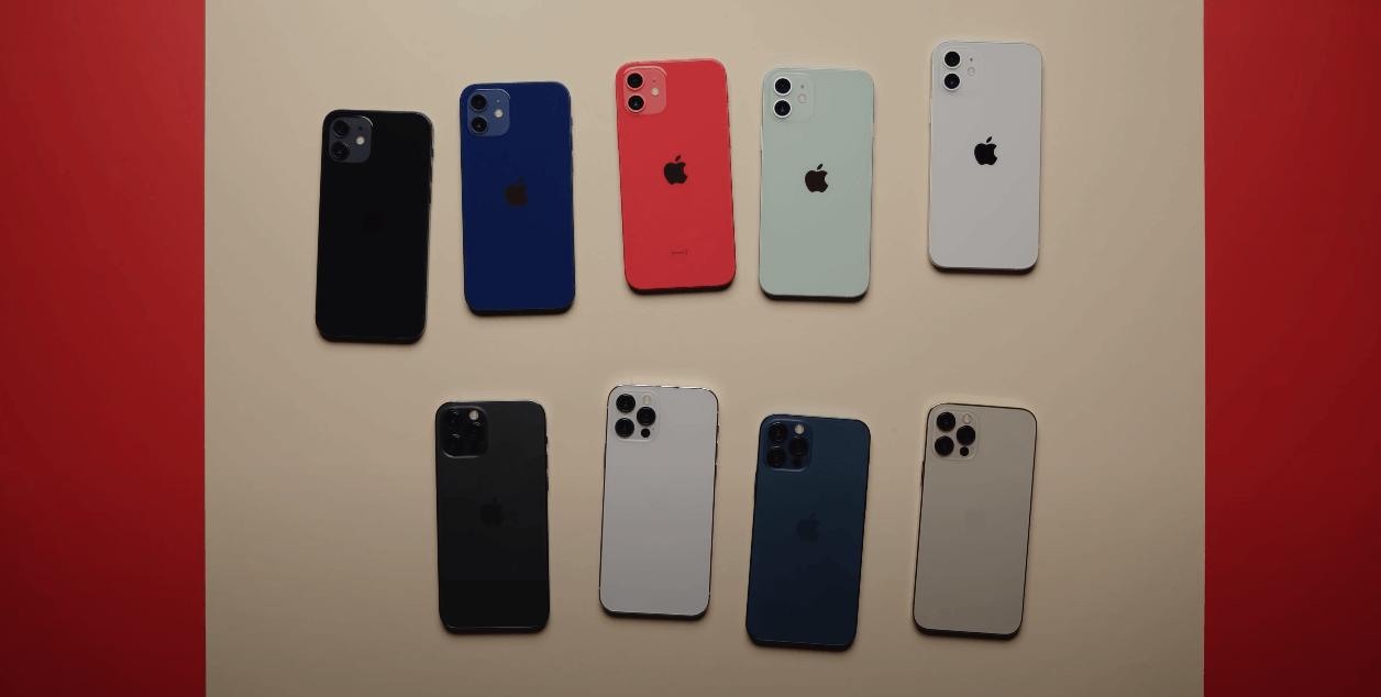 iPhone 12 на руках, есть опыт использования небольшой