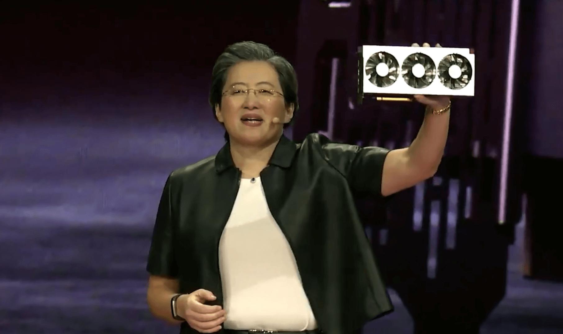 AMD Radeon RX 6700 и Ryzen 5000 бросят вызов конкурентам