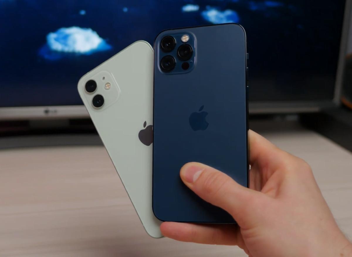 iPhone 12 Pro и 12 Pro Max