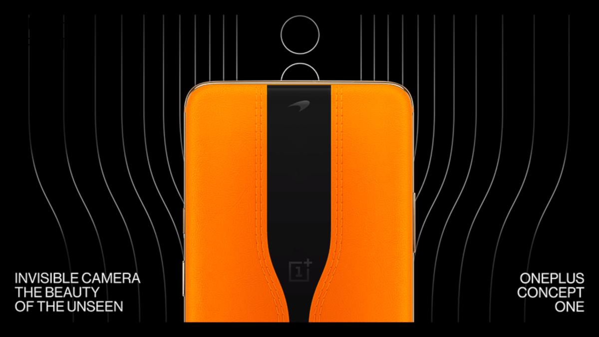 OnePlus Concept One.