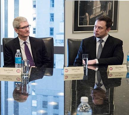 Илон Маск признался, что хотел продать Tesla компании Apple