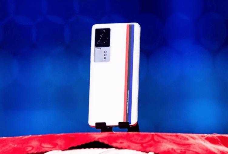 Vivo iQOO 7 на базе Snapdragon 888