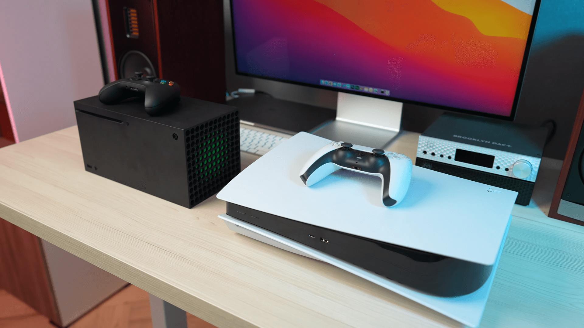 Xbox Series X и Playstation 5 это консоли, которые нацелены в первую очередь на стабильный 4к гейминг с фреймрейтом 60