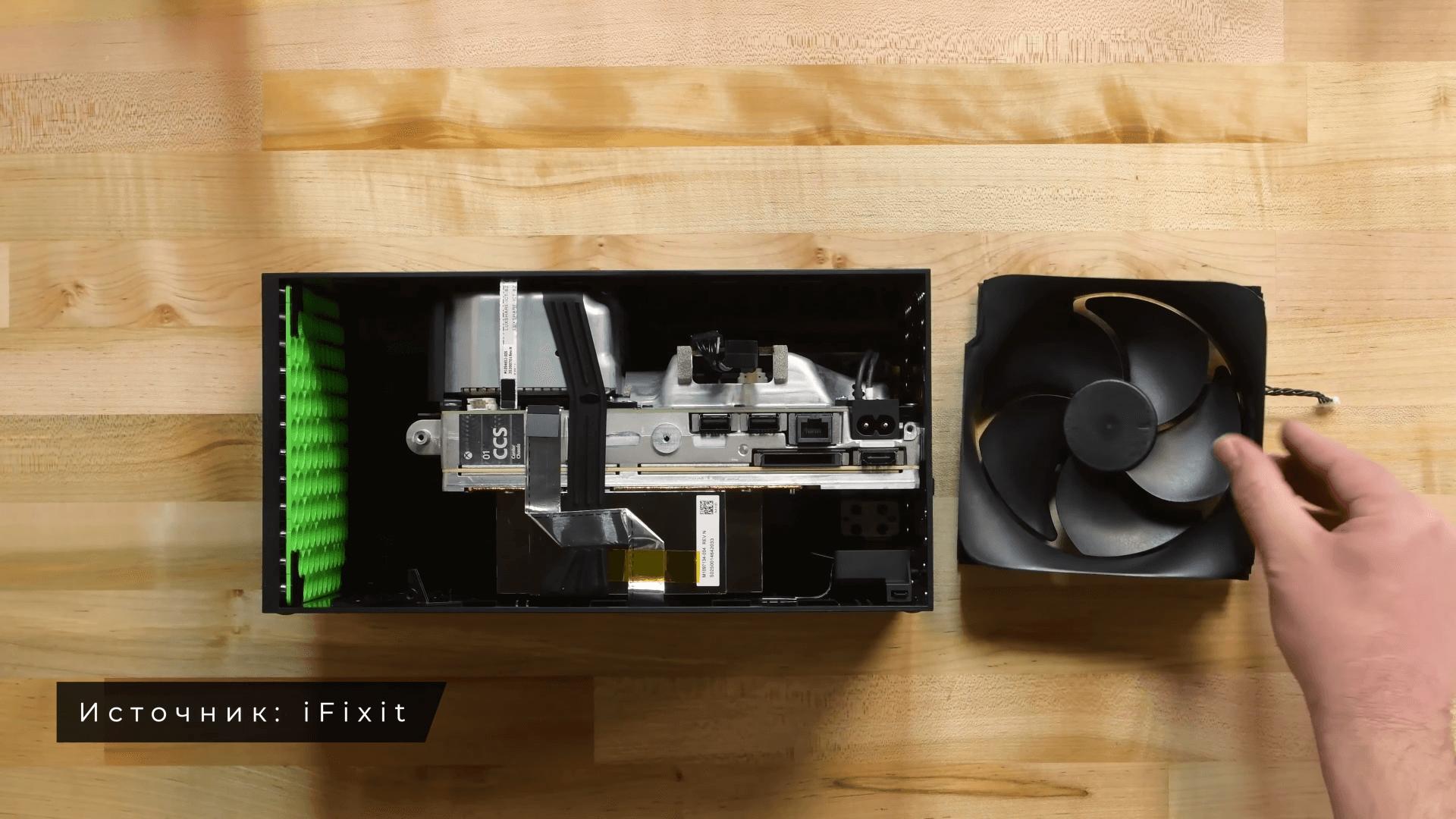 Дизайн, Система охлаждения, шум Xbox Series X vs PS5