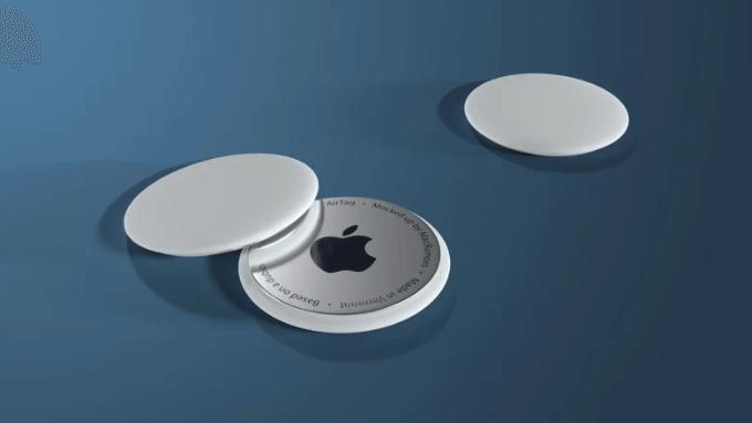 Bluetooth-трекер Apple AirTag