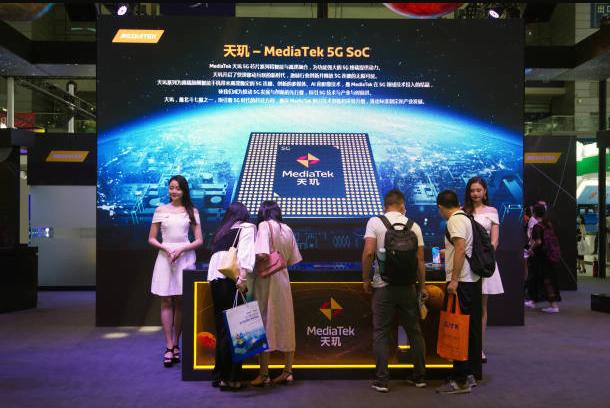 Процессор MediaTek Dimensity 2000 (5-нм) появится в следующем году