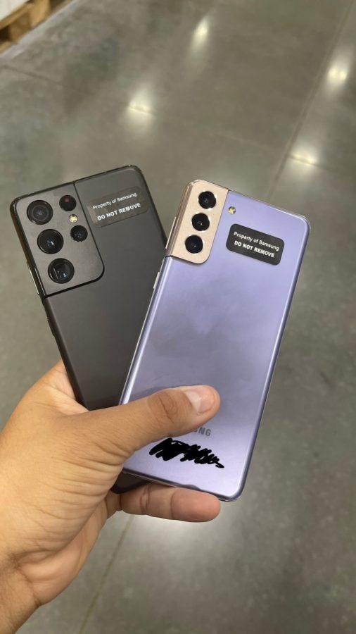 Galaxy S21 Ultra сравнили с iPhone 12 Pro Max и сказали о ценах