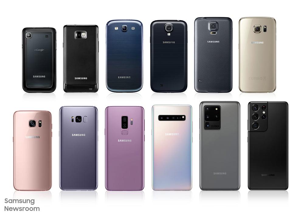 Как развивались камеры в линейке Samsung Galaxy S