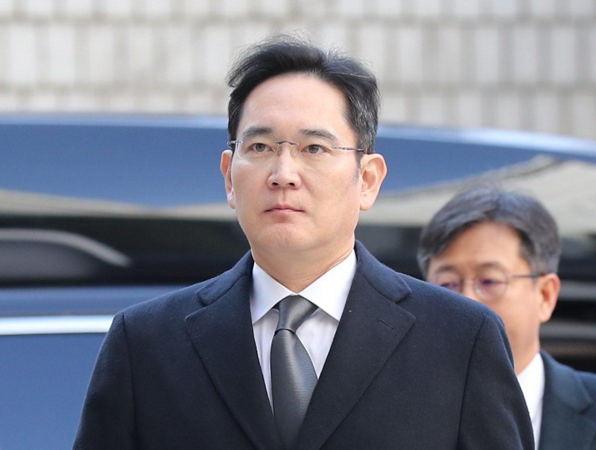 Ли Джэ Ён, наследник и генеральный директор Samsung Electronics