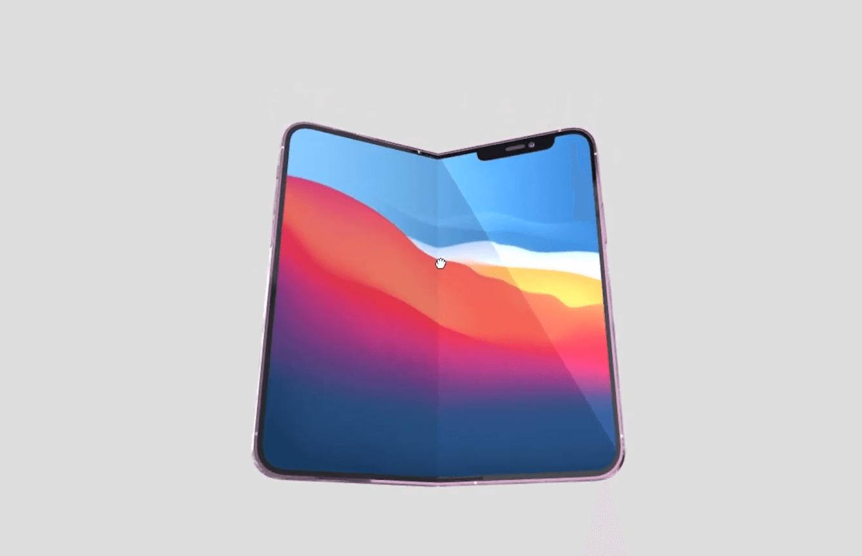рендер iPhone 14